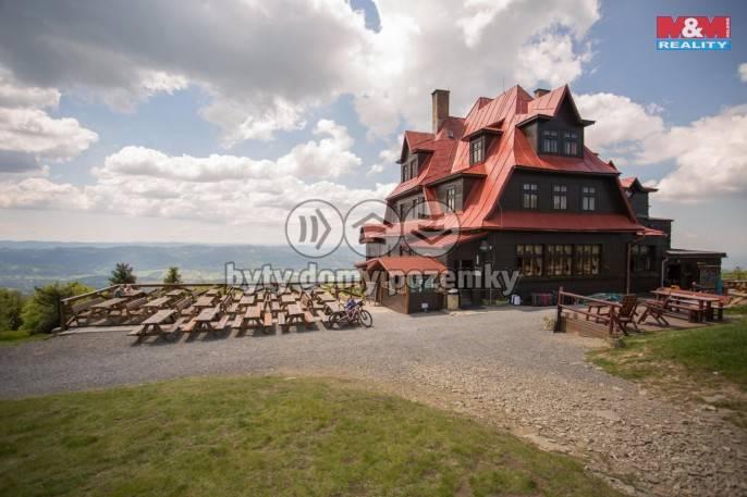Prodej, Hotel, penzion, 288 m², Dolní Bečva
