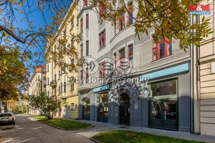 Pronájem, Restaurace, stravování, 188 m², Praha, Korunovační