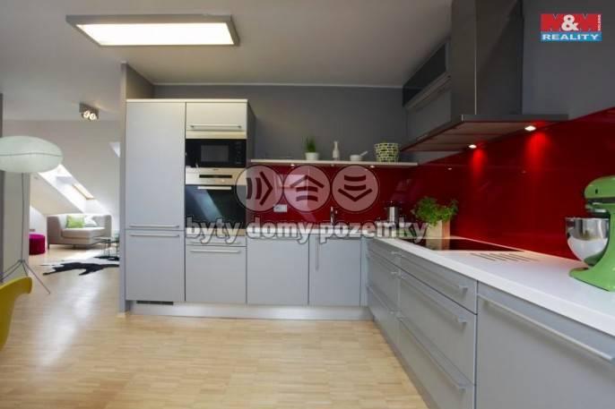 Prodej, byt 3+kk, 111 m², Praha, ul. Mikulandská