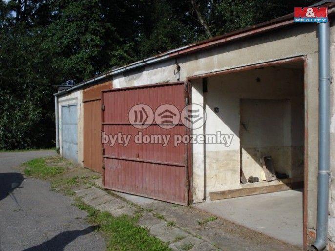 Prodej, Garáž, 18 m², Mělník