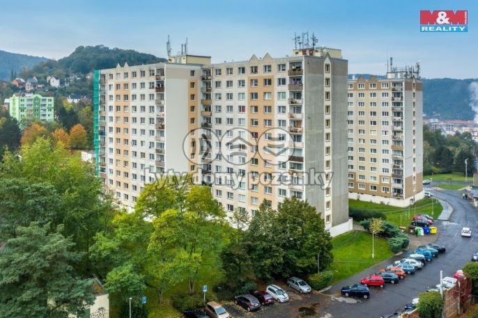Prodej bytu 2+1, 64 m², Ústí nad Labem, ul. Nová