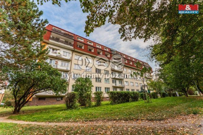 Prodej, Byt 2+1, 52 m², Praha, Vítkovická