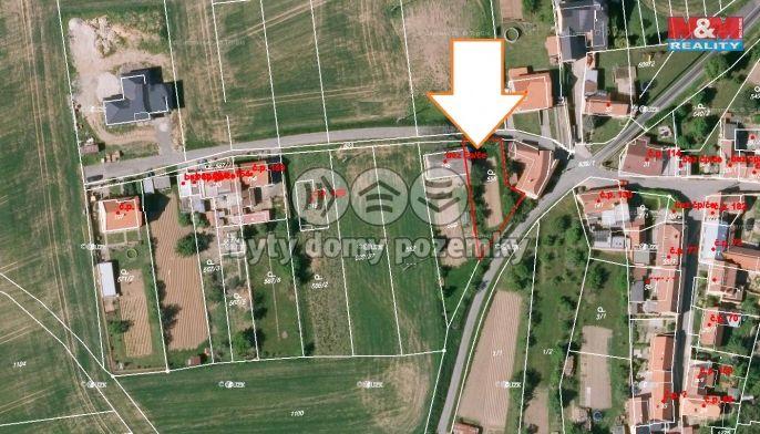 Prodej, Pozemek k bydlení, 461 m², Ondratice