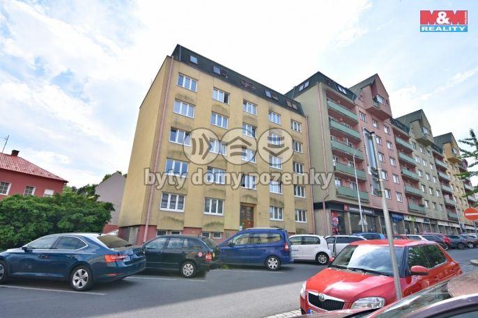 Pronájem, Byt 2+1, 57 m², Mladá Boleslav, náměstí Republiky