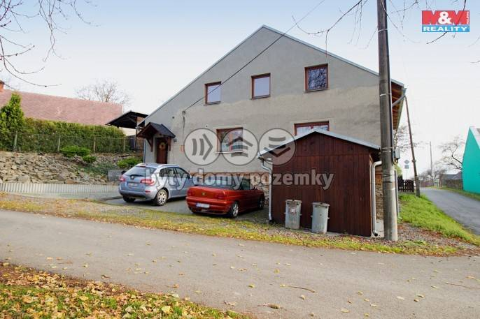 Prodej, rodinný dům 6+2, 200 m2, Brumovice - Úblo
