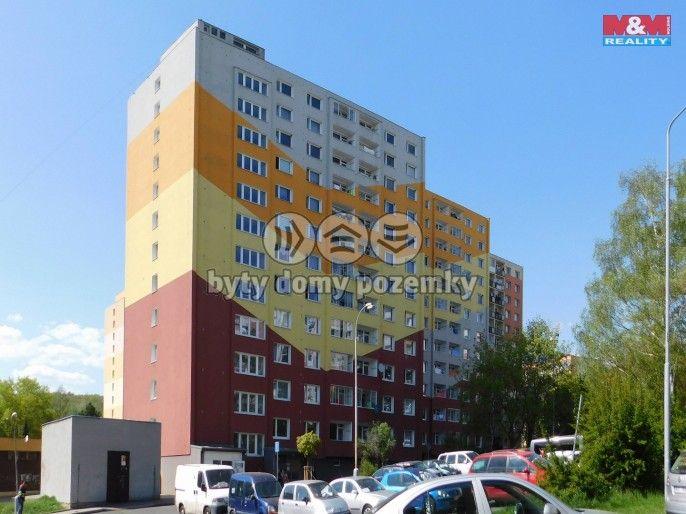 Pronájem, Byt 2+1, 62 m², Chomutov, Dřínovská