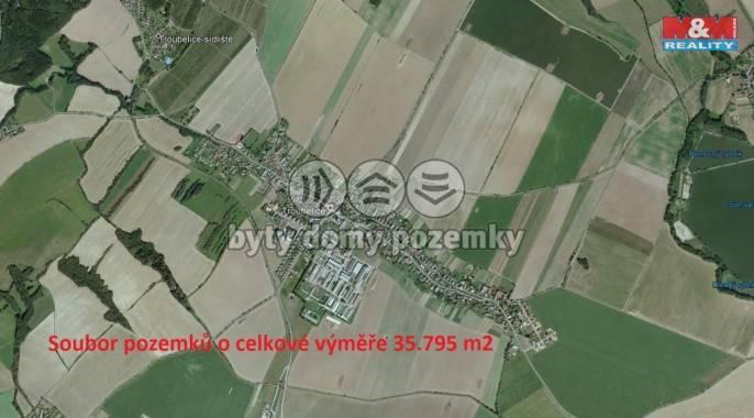 Prodej, Pole, 35795 m², Troubelice