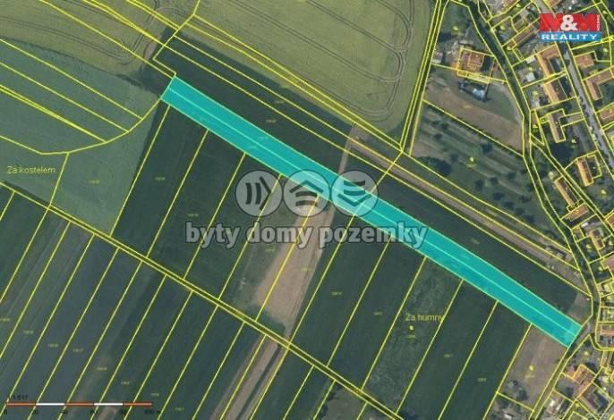 Prodej, Pole, 5913 m², Žabonosy