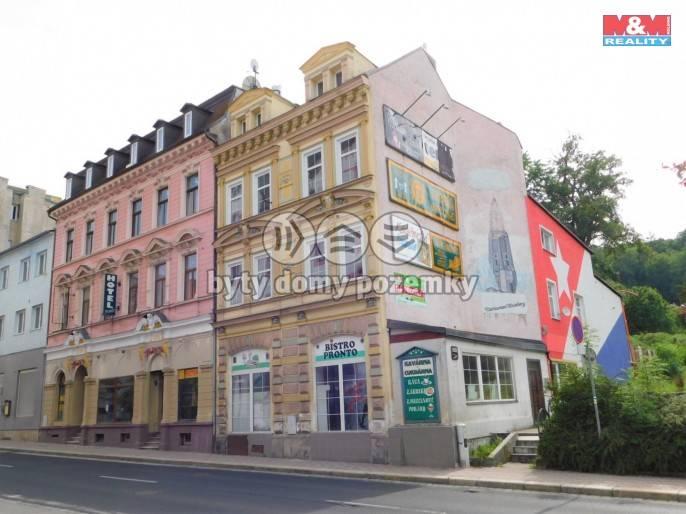 Prodej, Hotel, penzion, 981 m², Aš, Hlavní