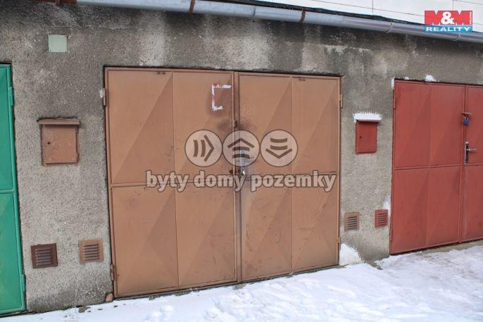Prodej, Garáž, 19 m², Přerov, Na Hrázi