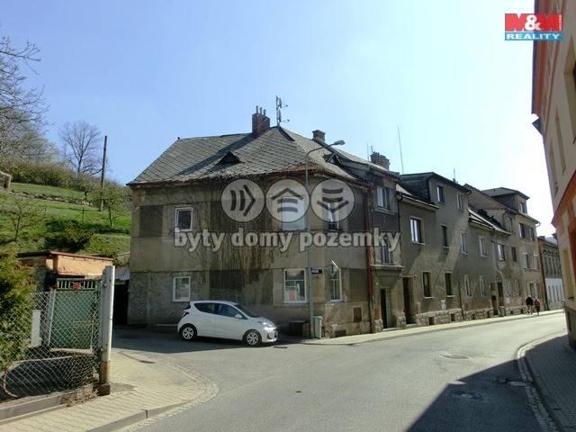 Prodej, Nájemní dům, 185 m², Náchod, Poděbradova