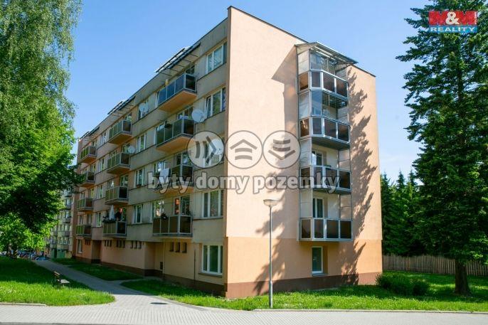 Prodej, Byt 3+1, 64 m², Humpolec, Máchova