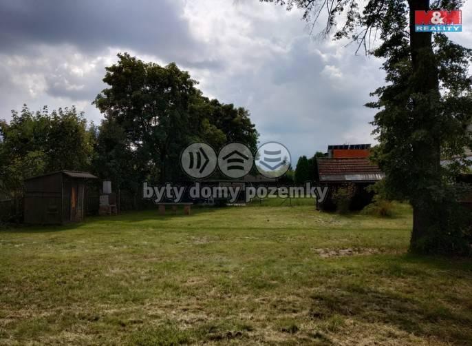 Prodej, Stavební parcela, 950 m², Chlumec nad Cidlinou