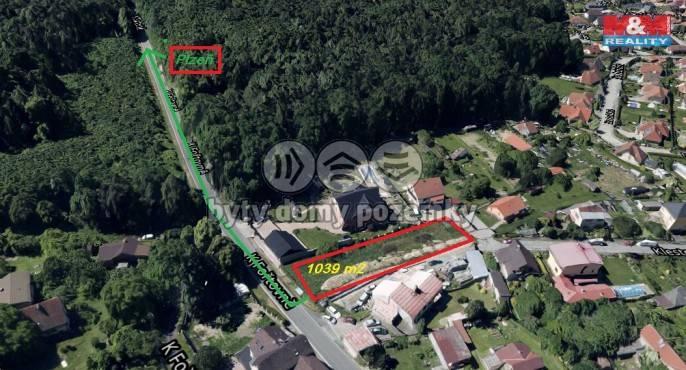 Pozemek pro bydlení na prodej, Plzeň