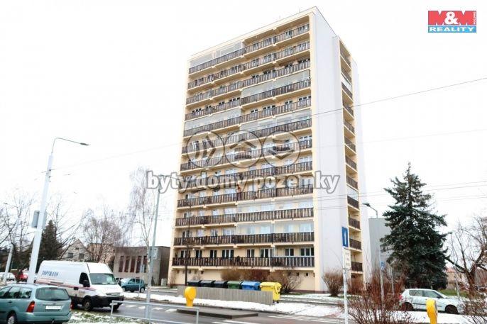 Pronájem, Byt 3+1, 85 m², Pardubice, Na Drážce