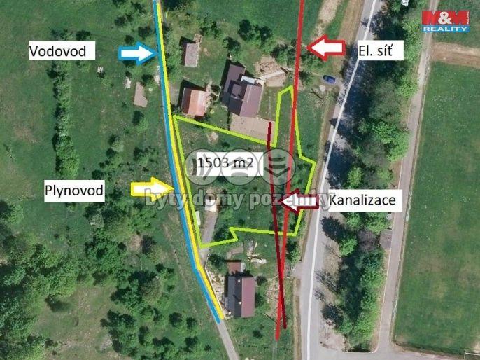 Prodej, Pozemek k bydlení, 1503 m², Valašská Senice