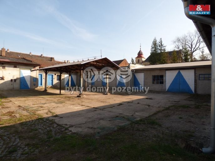Prodej, Výrobní objekt, 2209 m², Moravany