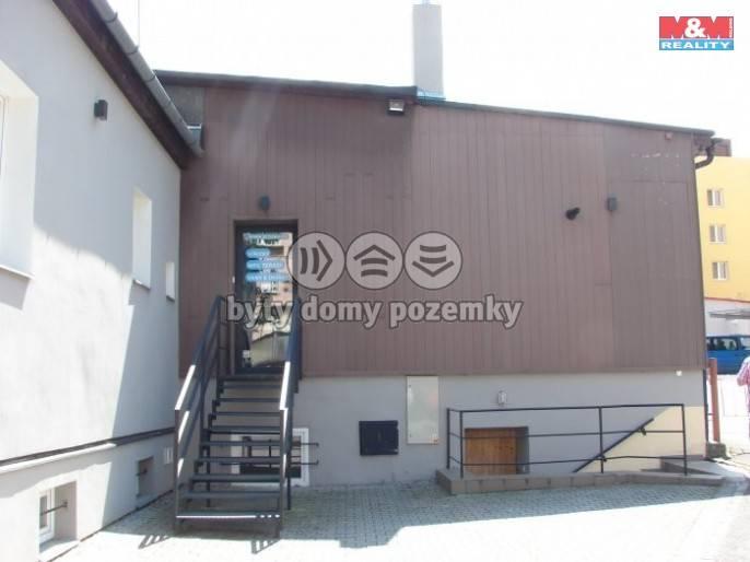 Pronájem, Obchod a služby, 140 m², Opava