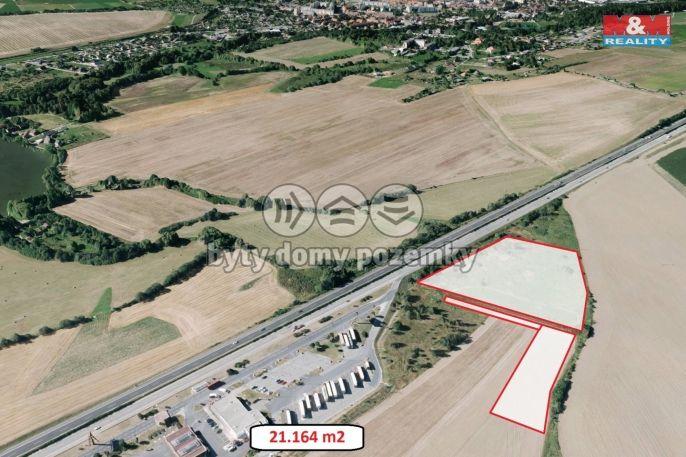 Prodej, Pole, 21164 m², Rokycany