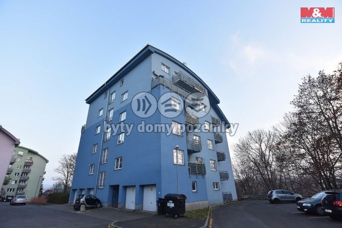 Prodej, Byt 3+kk, 70 m², Liberec, Nádvorní