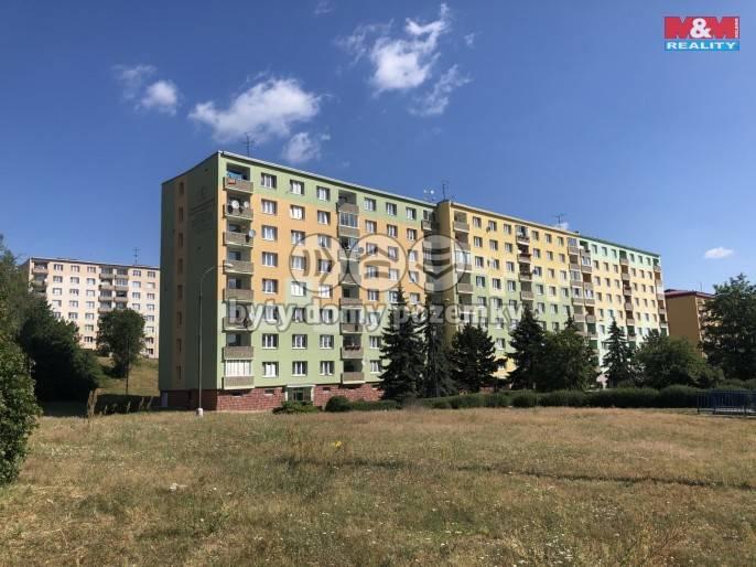 Prodej, Byt 3+1, 76 m², Chomutov, Pod Břízami