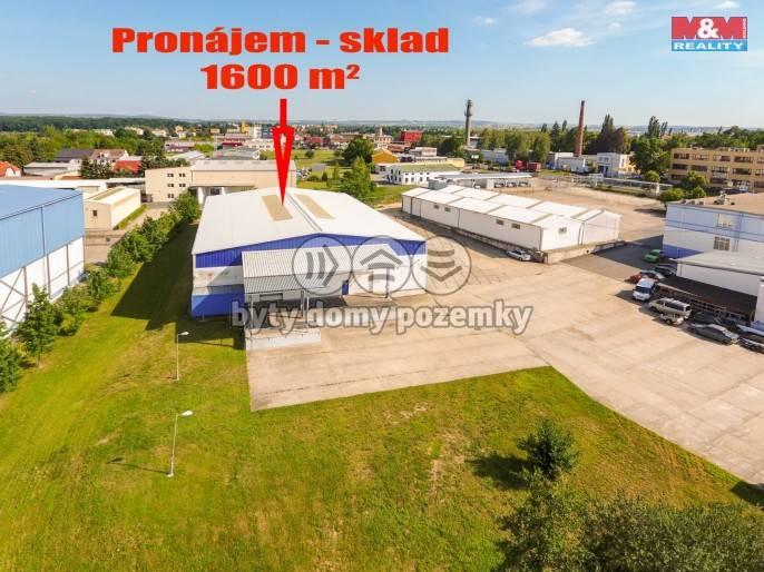 Pronájem, Sklad, 1600 m², Praha, Přátelství