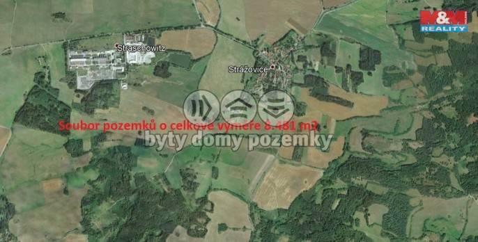 Prodej, Louka, 8481 m², Pačejov