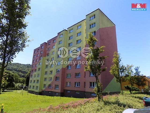 Prodej, Byt 1+1, 36 m², Benešov nad Ploučnicí, Sídliště