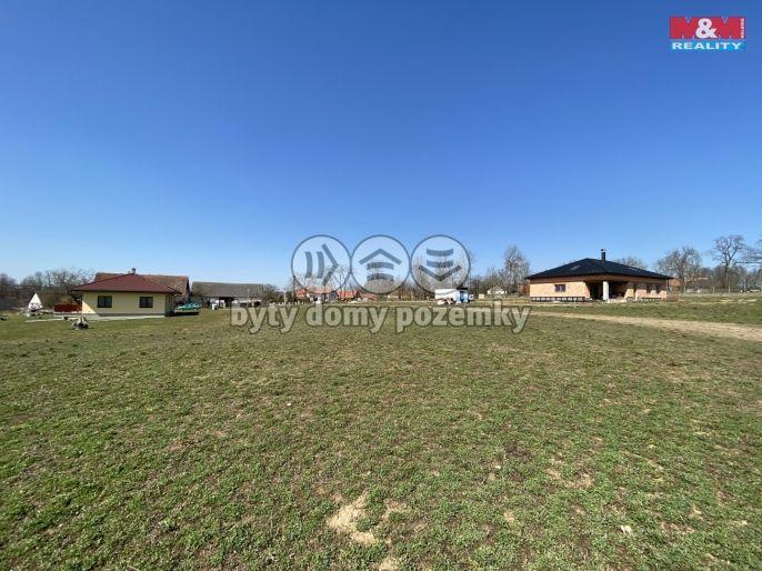 Prodej, Pozemek k bydlení, 5469 m², Zhoř u Mladé Vožice