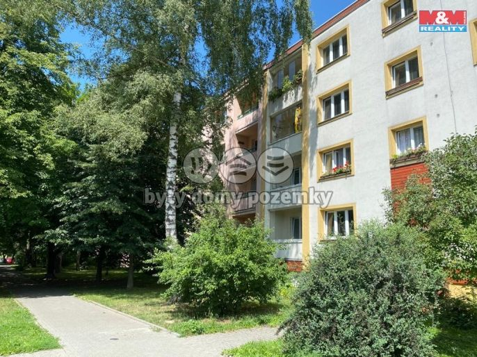 Prodej, Byt 2+1, 56 m², Ostrava, Volgogradská
