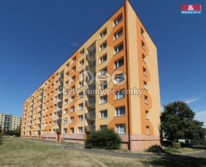 Pronájem, Byt 1+1, 36 m², Chomutov, Jirkovská