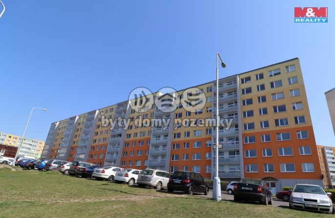 Prodej, Byt 2+kk, 40 m², Most, Bohuslava Vrbenského