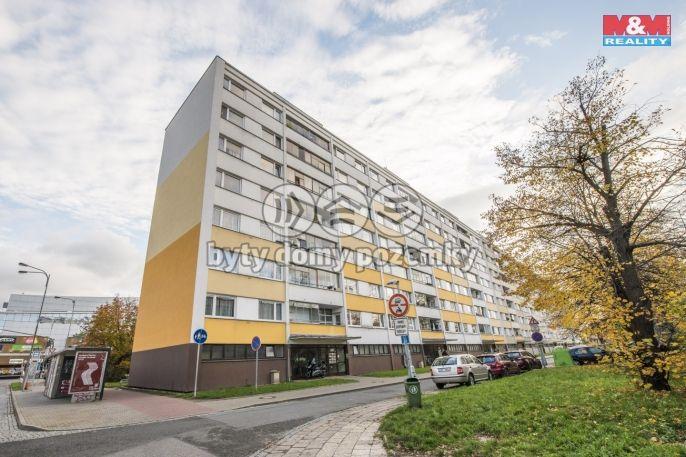Prodej, Byt 1+kk, 27 m², Hradec Králové, Polní