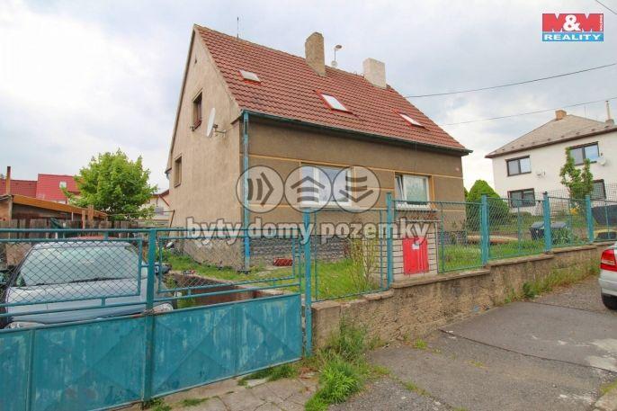 Prodej, rodinný dům, 90 m², Kladno, ul. Na Palouku