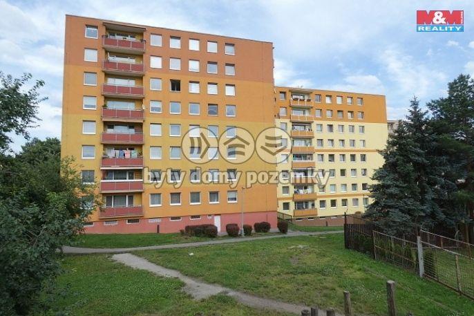 Prodej, Byt 1+kk, 32 m², Ústí nad Labem, V Oblouku