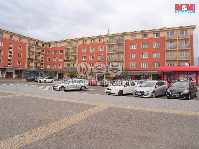 Prodej, Byt 1+1, 40 m², Příbram, náměstí 17. listopadu