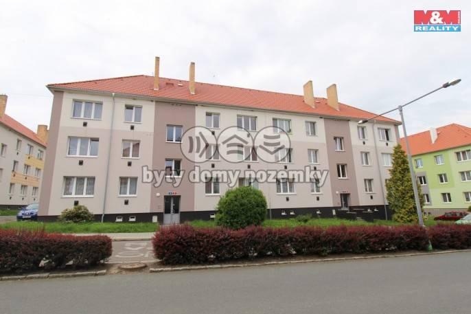 Prodej, Byt 2+1, 56 m², Hrádek, 1. máje
