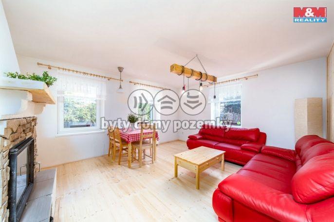 Prodej, Rodinný dům, 360 m², Lukov