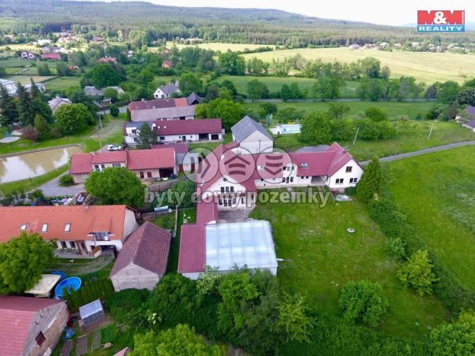Prodej, Rodinný dům, 15227 m², Drahlín