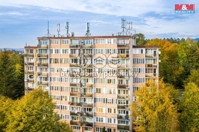 Prodej bytu 2+1, 50 m², Liberec, ul. Dvorská