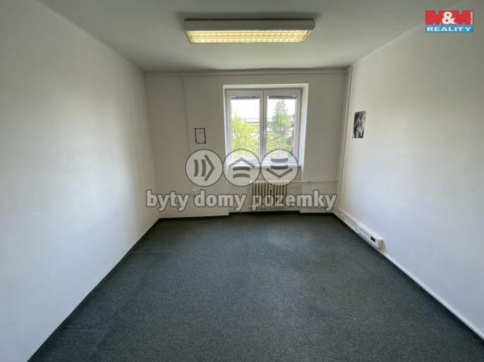 Pronájem, Kancelářský prostor, 80 m², Ostrava, Porubská