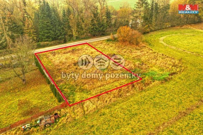 Prodej, Pozemek k bydlení, 823 m², Blížejov
