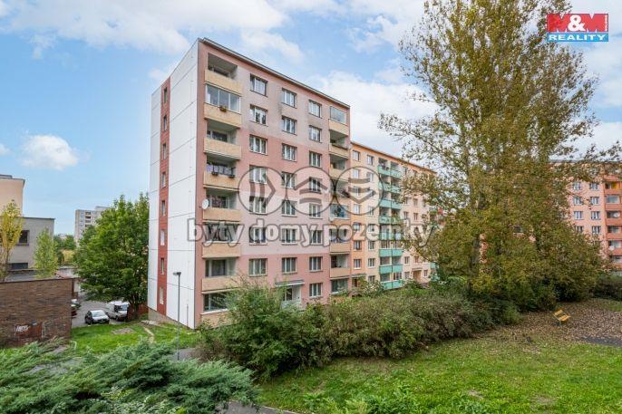Prodej, Byt 1+1, 38 m², Karlovy Vary, U Koupaliště