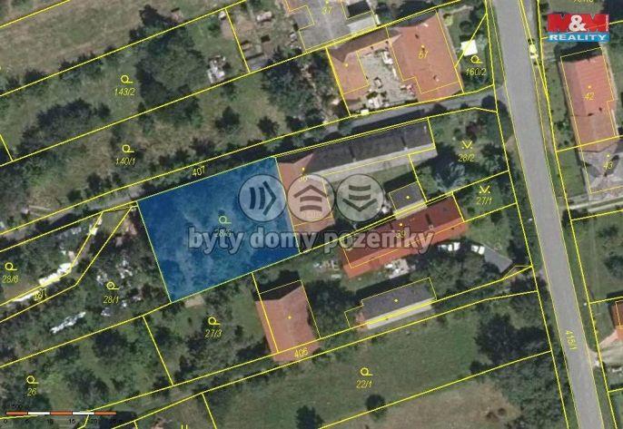 Prodej, Pozemek k bydlení, 759 m², Ronov nad Doubravou