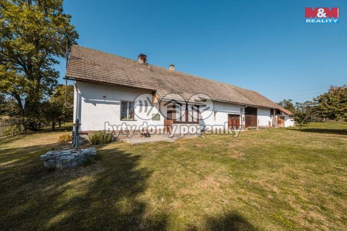 Prodej, Chalupa, 280 m², Mirovice