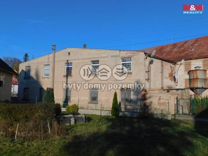 Pronájem, Nájemní dům, 1643 m², Raspenava, Luční