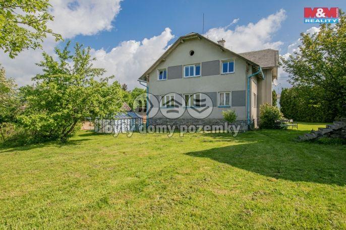 Prodej, Rodinný dům, 2235 m², Velké Losiny