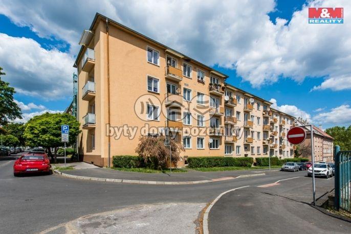 Prodej, Byt 3+1, 70 m², Chomutov, Purkyňova