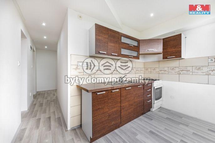 Prodej, Byt 3+1, 83 m², Chomutov, U Hačky