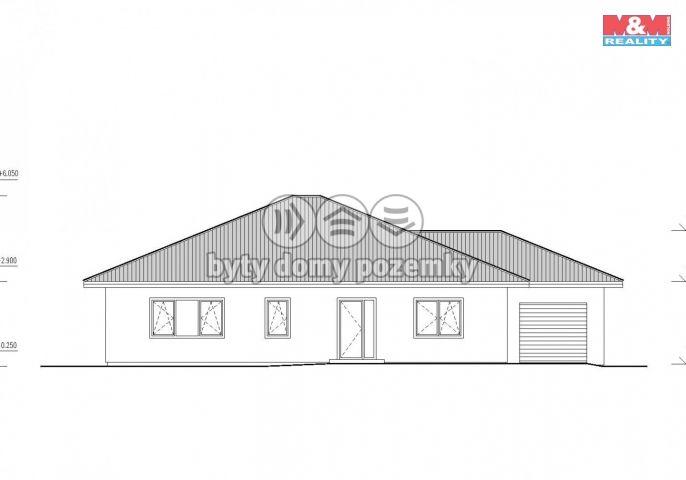 Prodej, Rodinný dům, 1044 m², Veleň